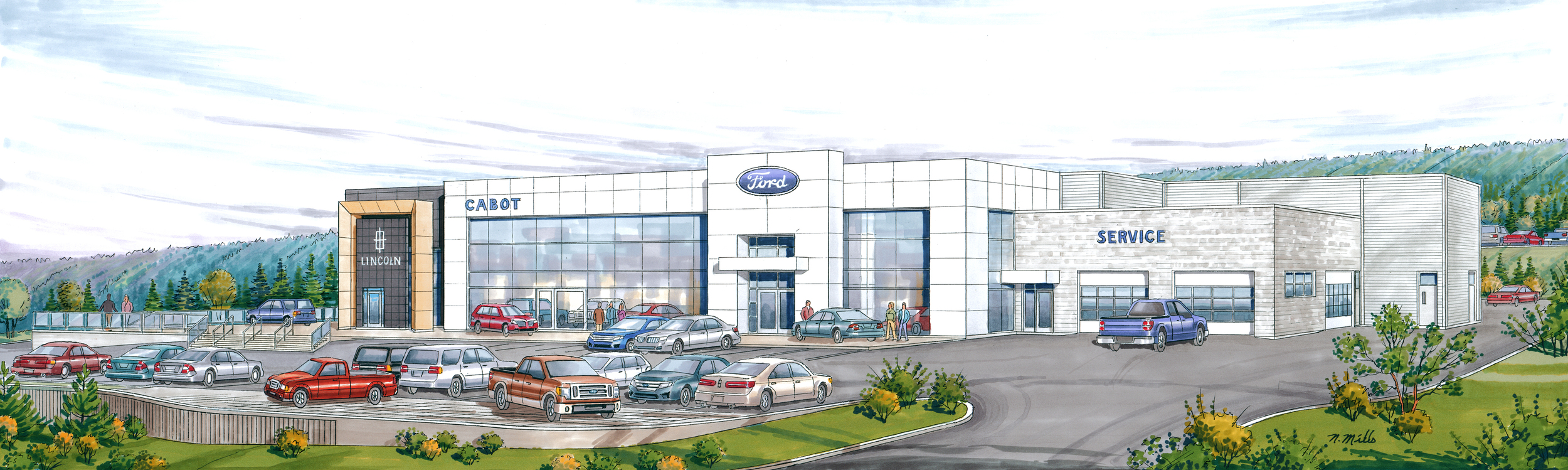 Cabot Ford