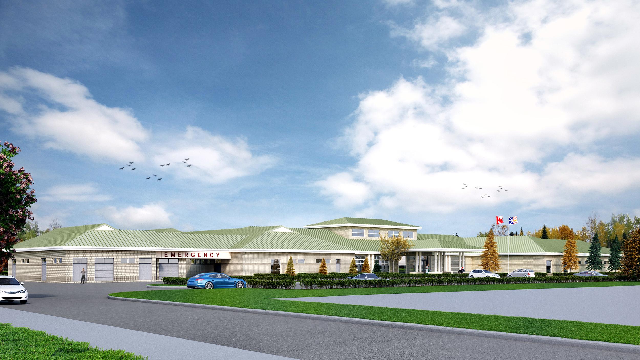 Green Bay Health Centre