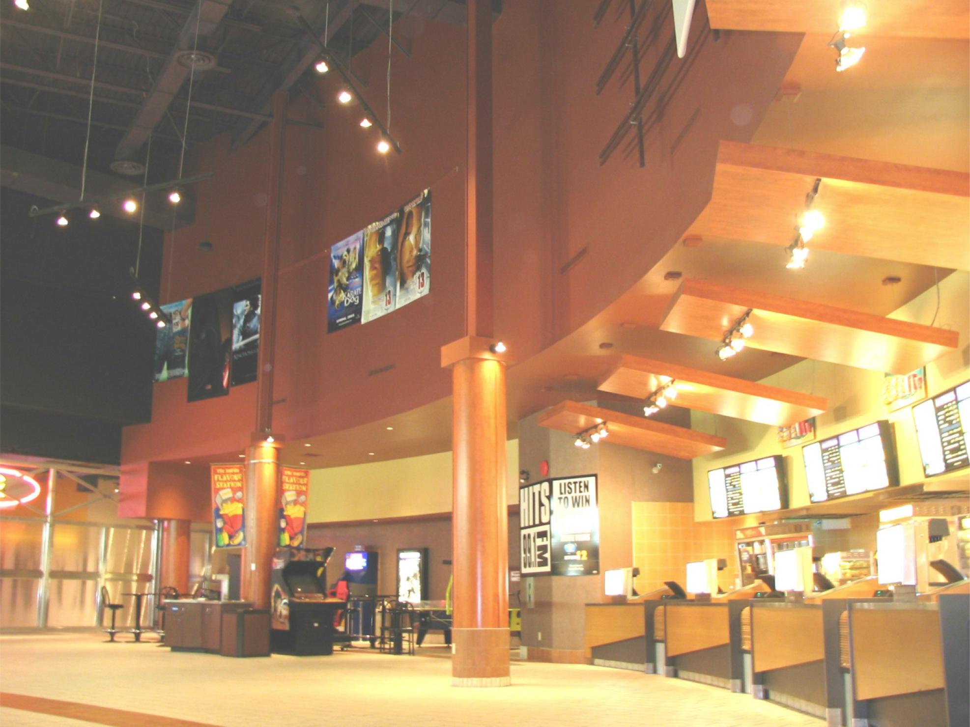 Empire Theatres Studio 12