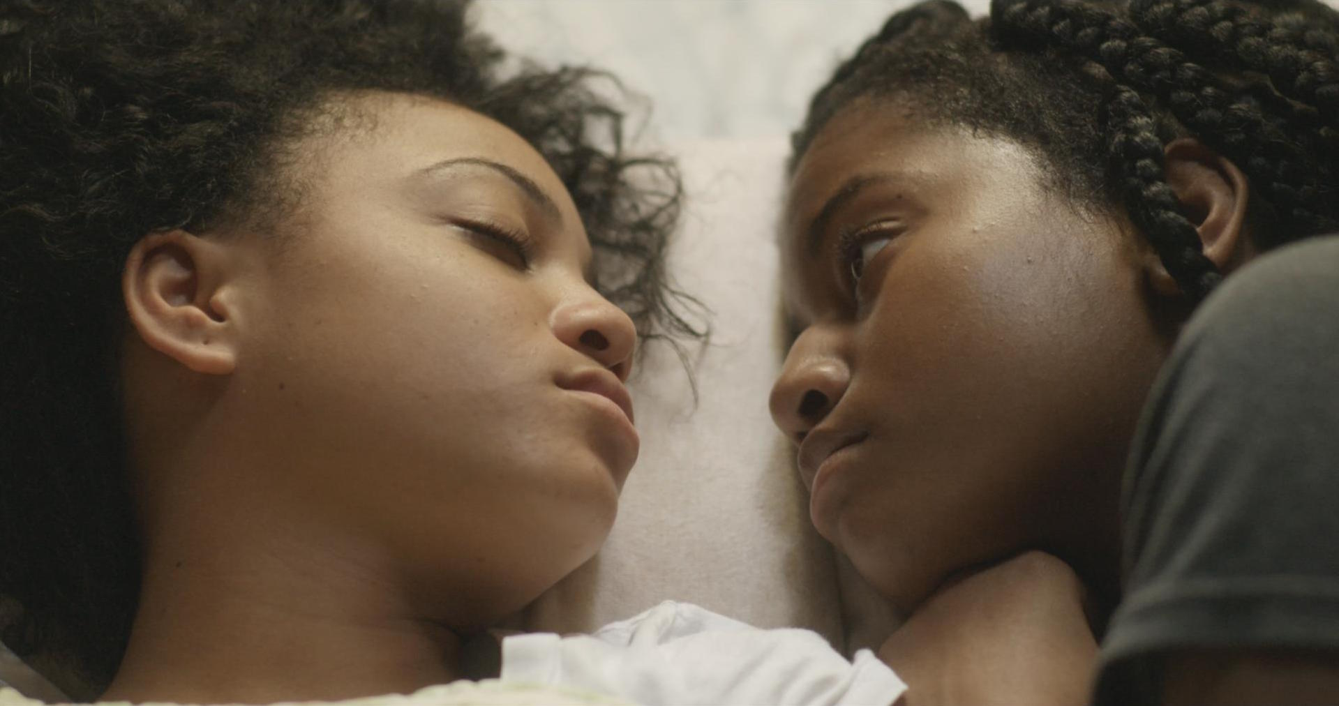 Cross My Heart - Sontenish MyersSynopsis: An American teenage girl visits her family in Jamaica and uncovers a secret that changes the way she sees the people she loves.RT: 13:322017, U.S. / Maine + New England Premiere