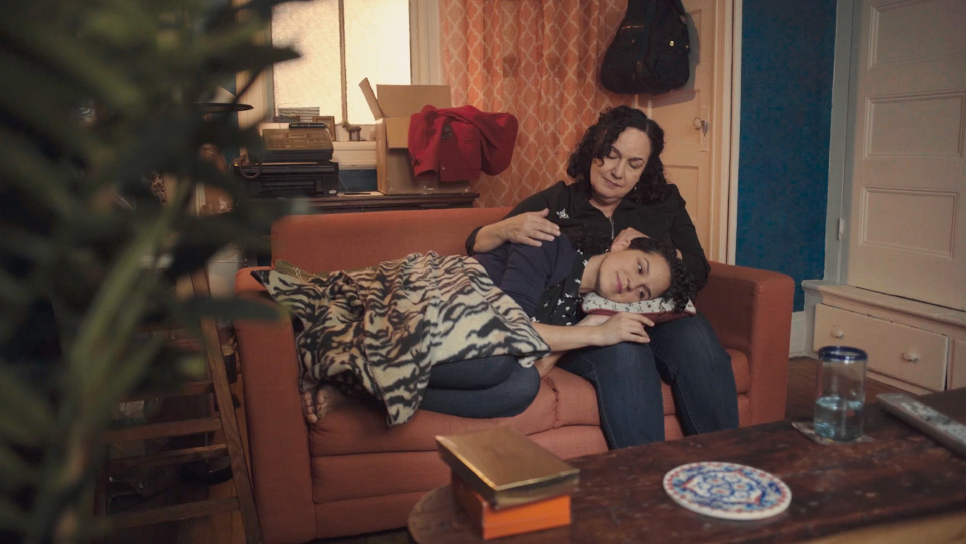 Fluff - Zoe Salicrup Junco — Filmmaker In AttendanceSynopsis: The loss of a dear family member forces a young woman and her mother to close a chapter in their lives they haven't quite let go of yetRT: 7:542017, U.S. / Maine + New England Premiere
