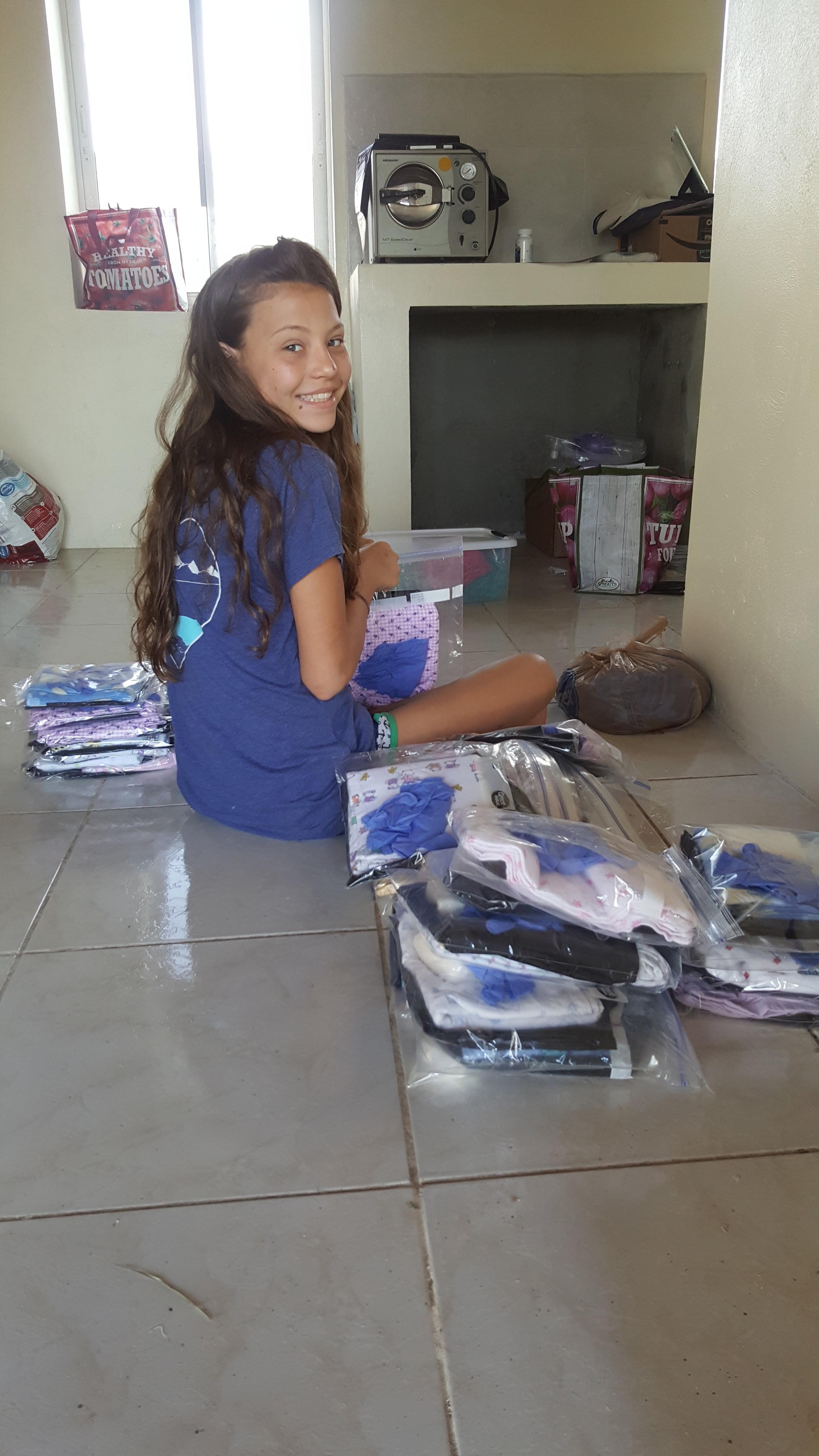 Helping organize inventory