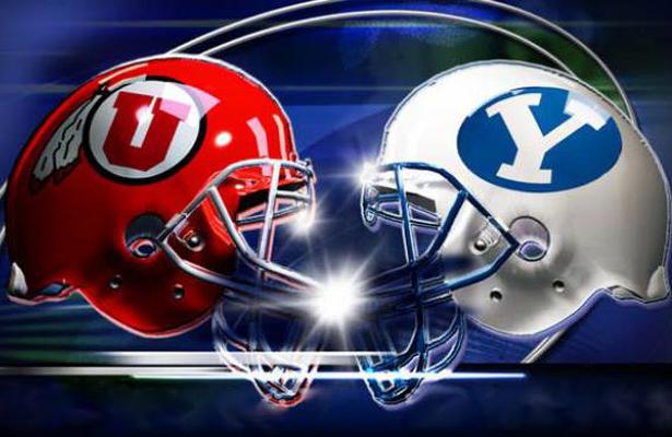 Utes versus BYU