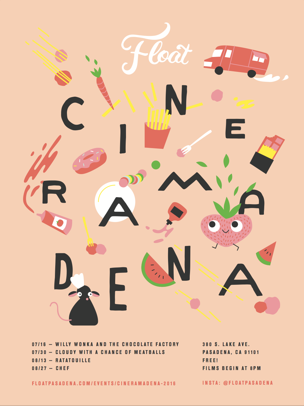 CineRamaDena 2016