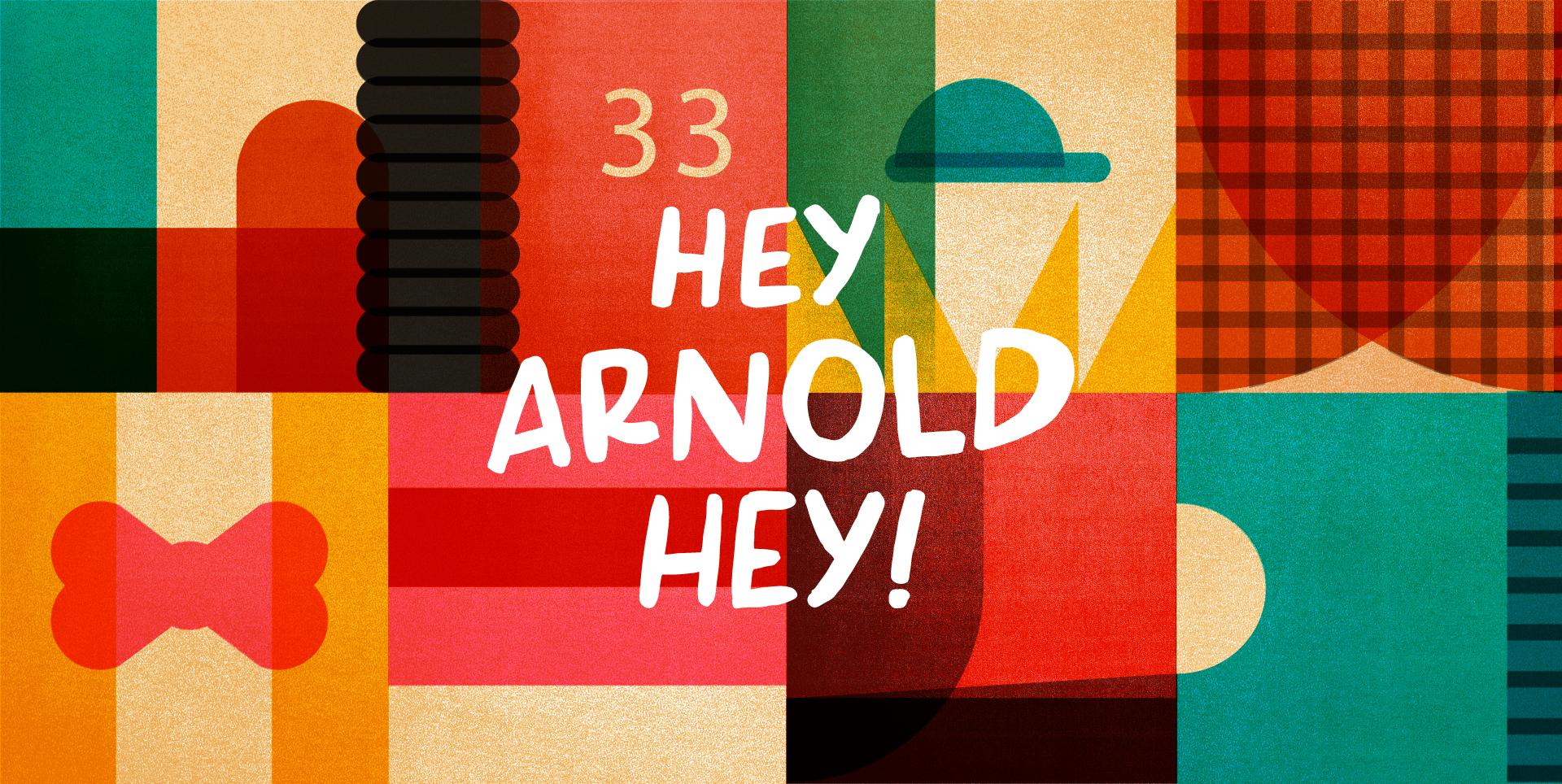 hey arnold hey!