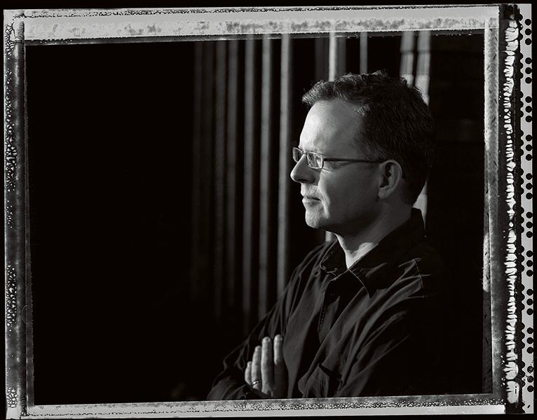 Scott Holden, pianist.