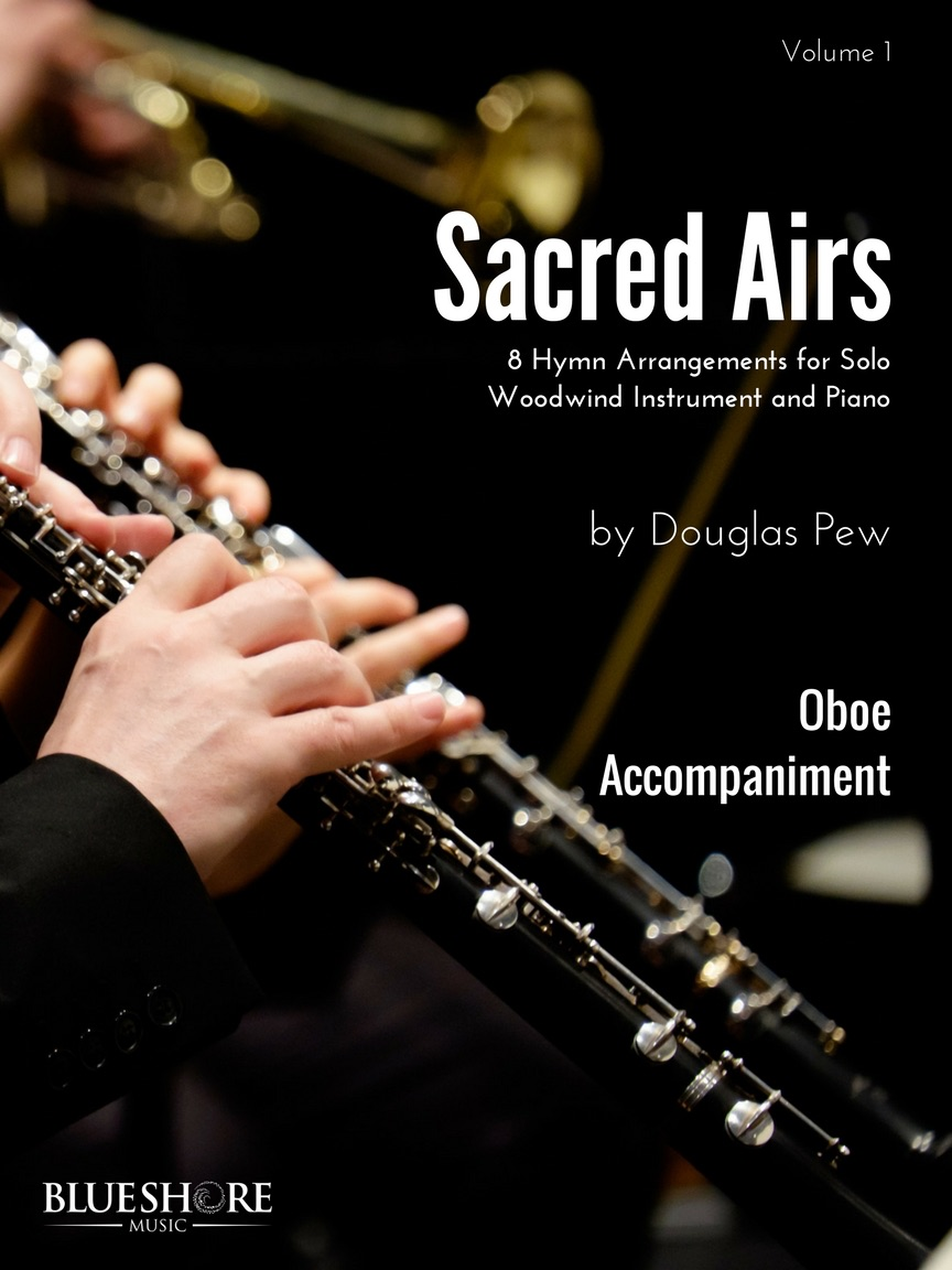 Sacred Airs  - Oboe and Piano