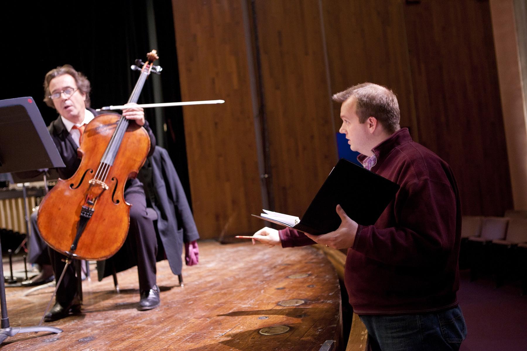 2012, Washington National Opera