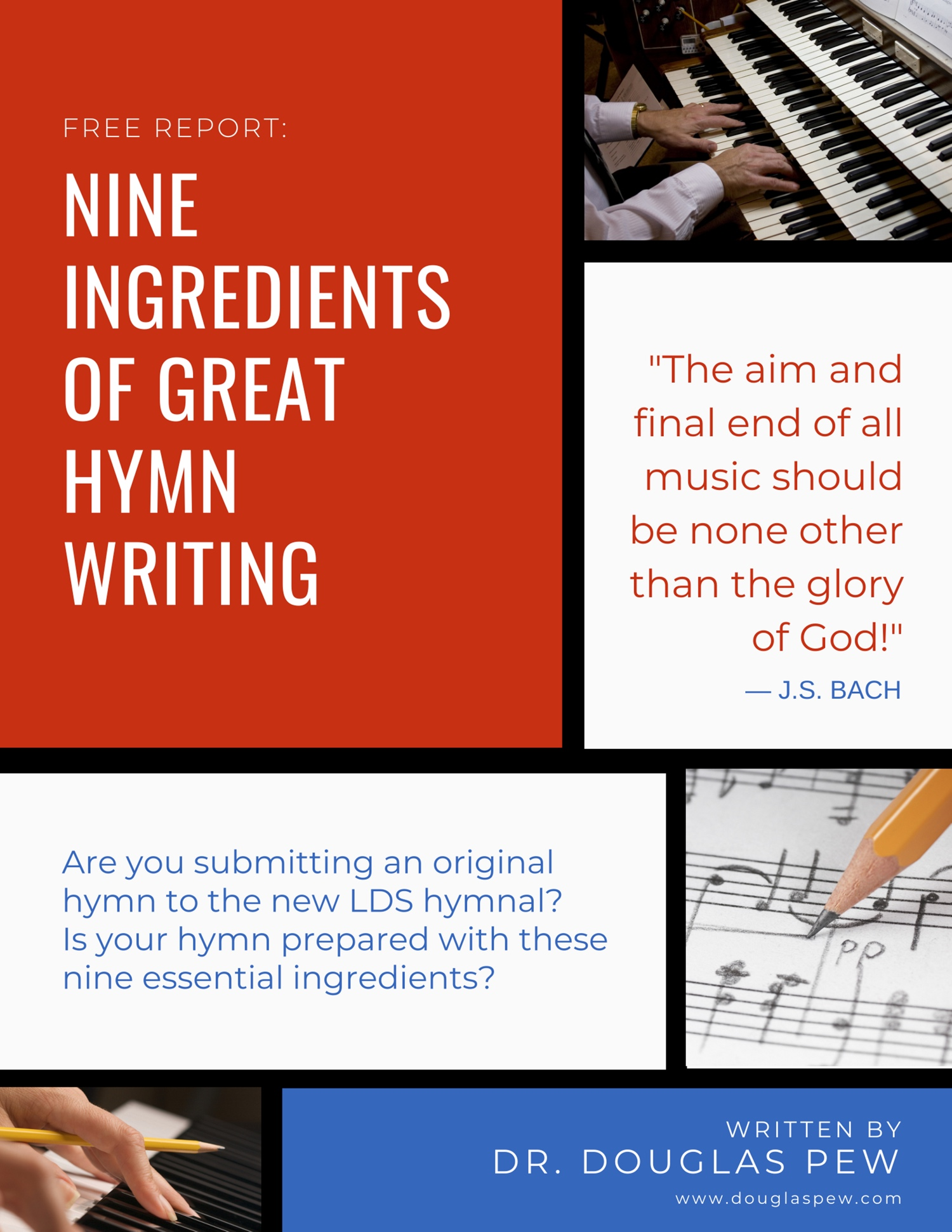 9 Ingredients of Great Hymn Writing