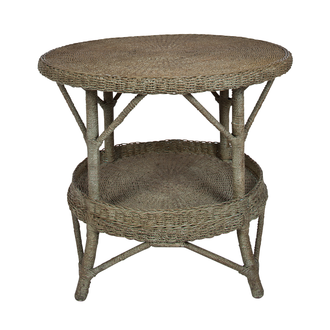 Seagrass table round