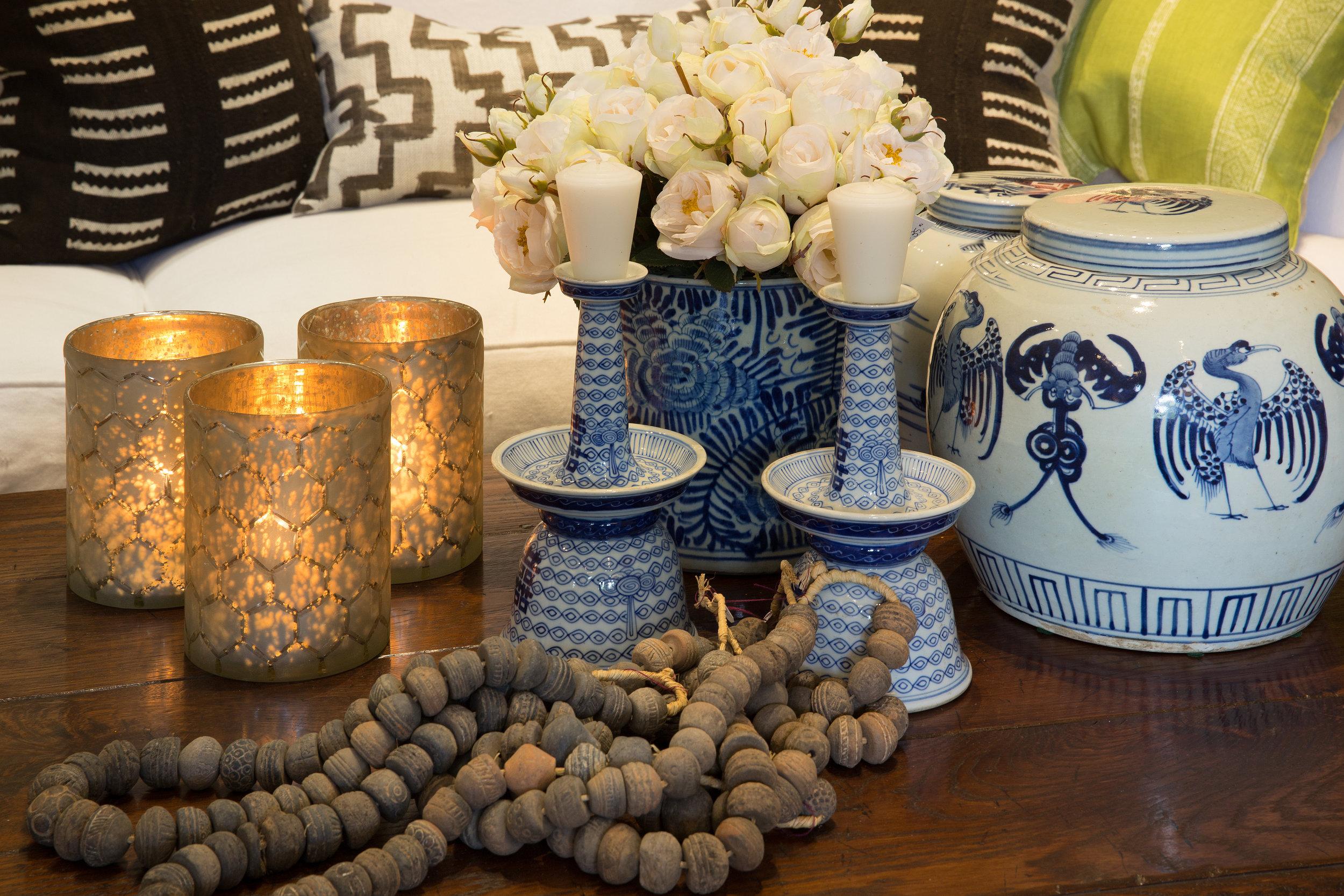 Rooms & Gardens Embellishments