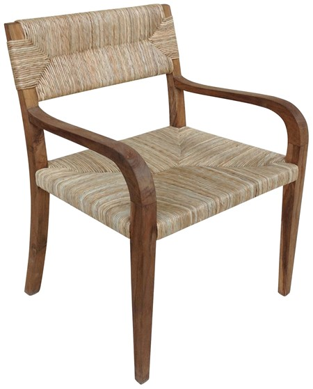 Malibu Dining Arm Chair