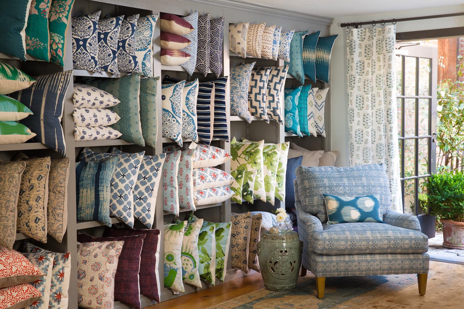 Rooms & Gardens Pillows
