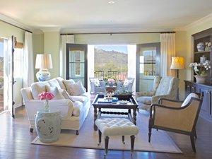 Custom Estate Sofa