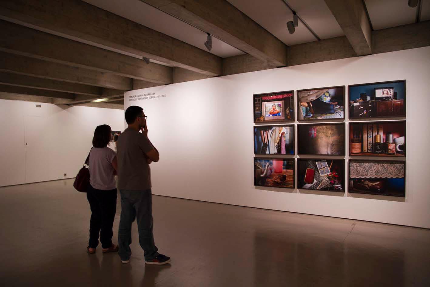 Present Tense Exhibition, Fundação Calouste Gulbenkian, Lisbon, June – August 2013.  Curated by António Pinto Ribeiro.