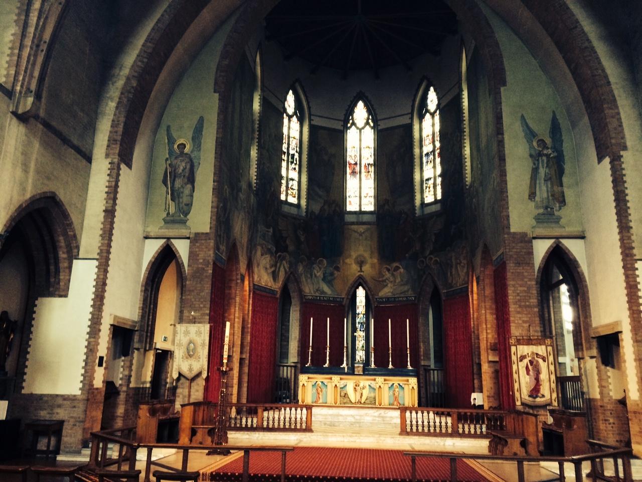 St Barnabas Church, Ealing