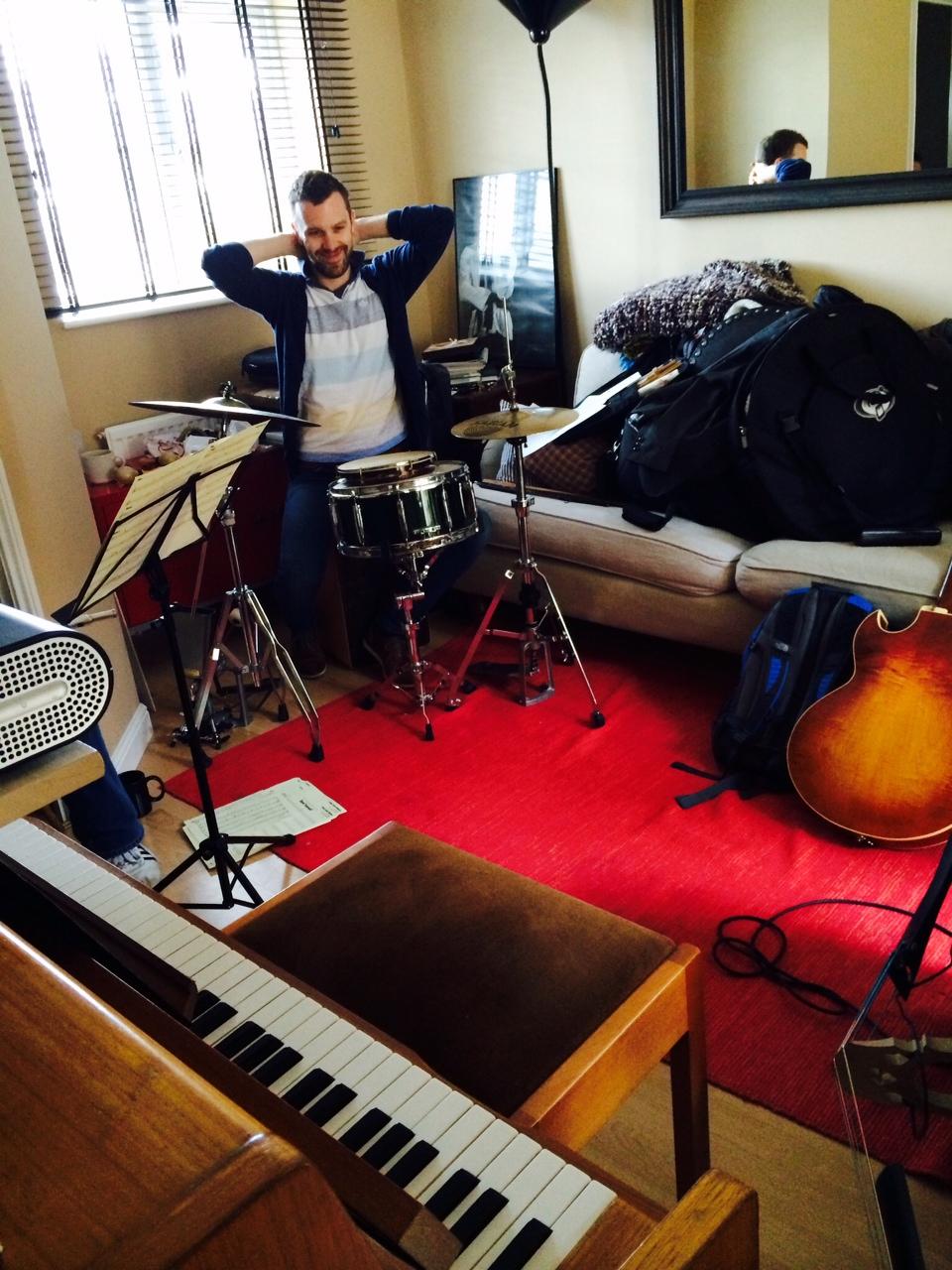 A jazz stretch from Matt West