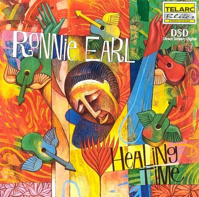 Ronnie Earl - Healing Time