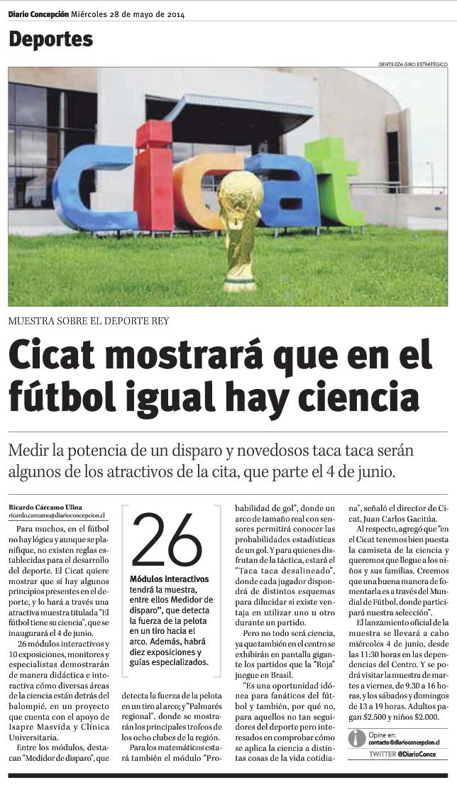 Diario Concepción 28/05