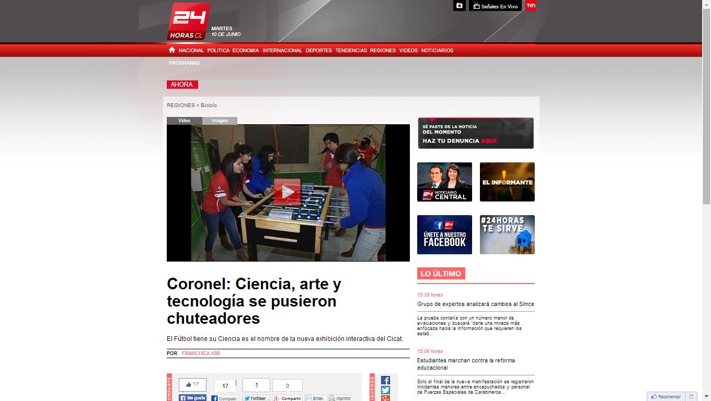 TVN Red Biobío 04.06.2014