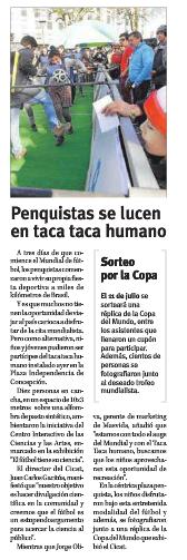 Diario Concepción 10.06.2014