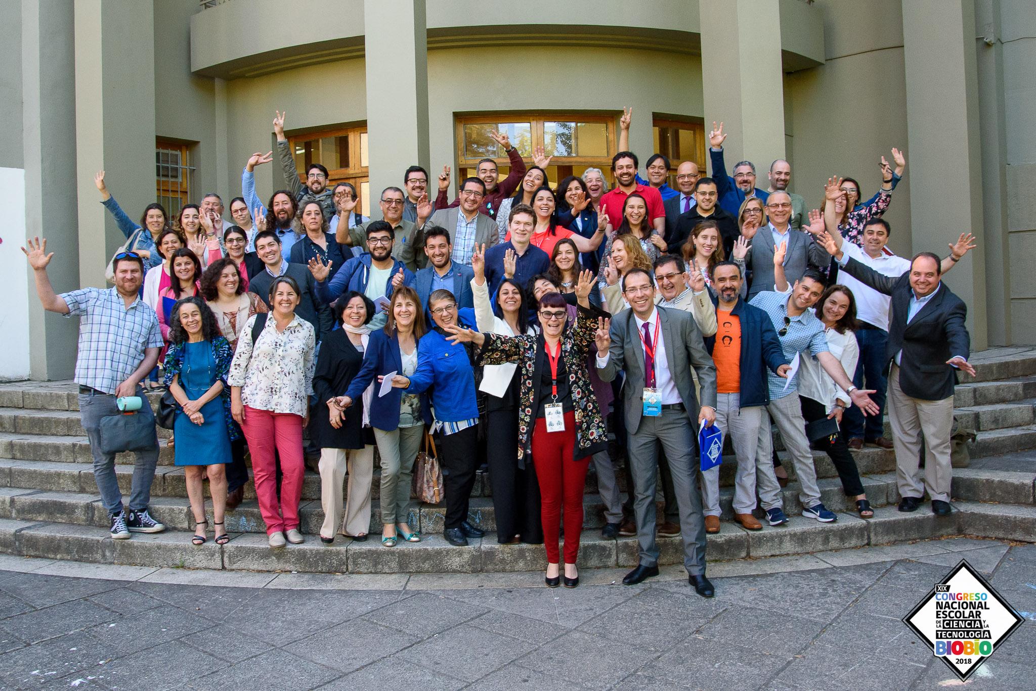 Comité Científico Evaluador del XIX Congreso Nacional Escolar de la Ciencia y la Tecnología