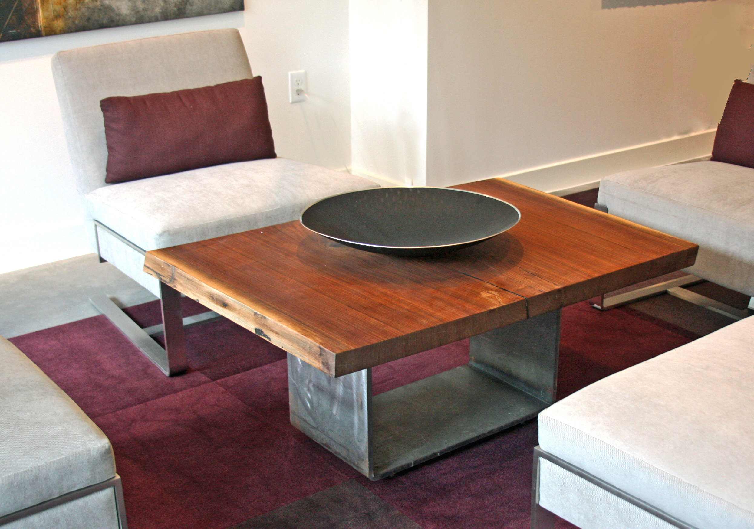 Bruns Field North Loop Commons Coffee Table