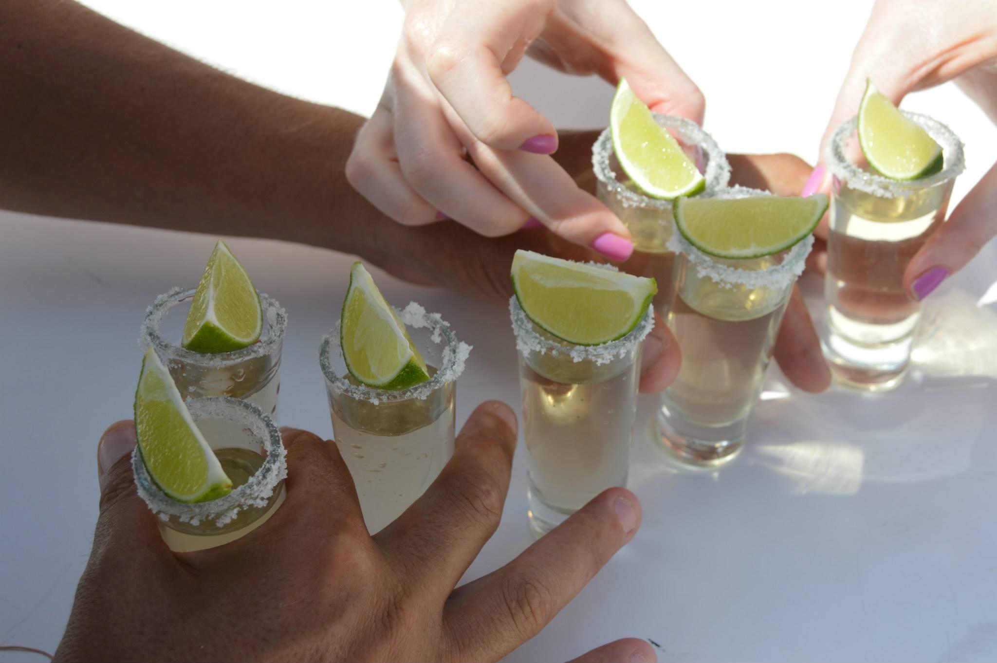 Hello, tequila!