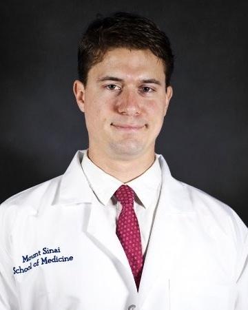 Brett Marinelli, MD - Houseofficer,Department of Radiology
