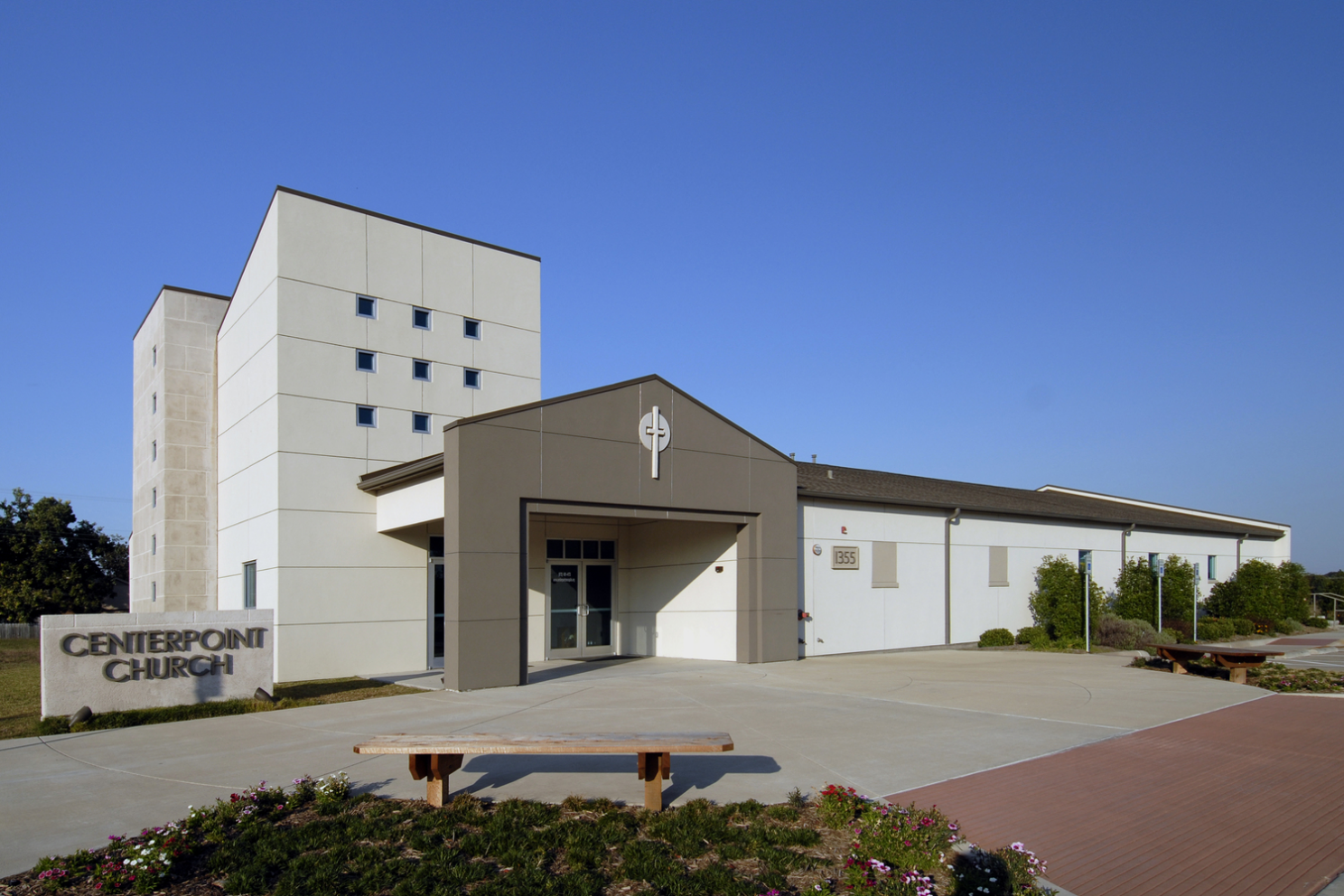 Centerpoint Church  |   Mesquite, Texas    General Contractor:   Raymond Construction
