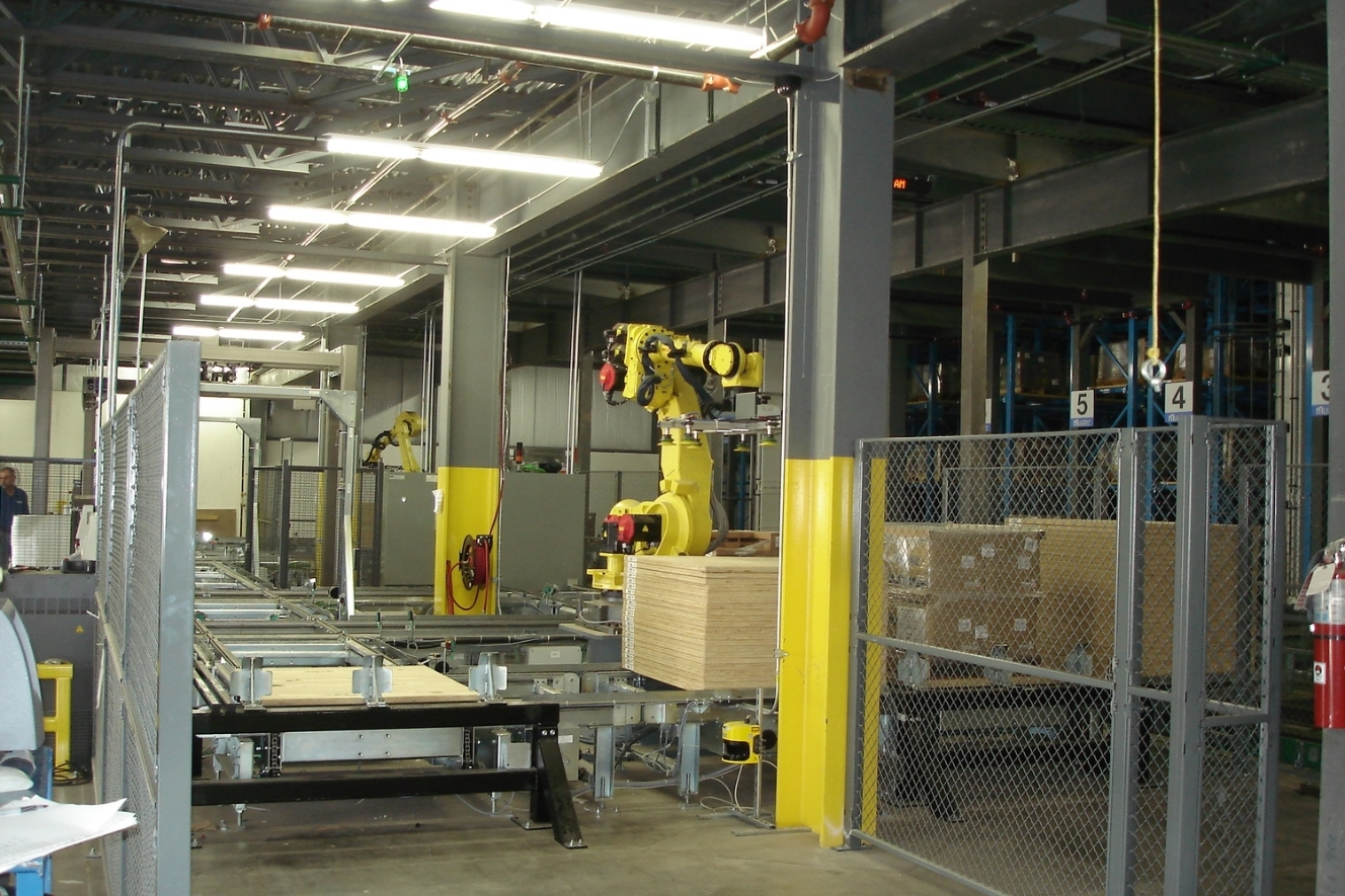 Fastenal Distribution Center | Denton, TX   General Contractor:  Raymond Construction