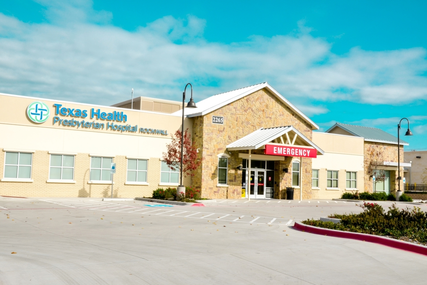 Rockwall Emergency Room  |   Rockwall, TX   General Contractor:   Abstract Construction