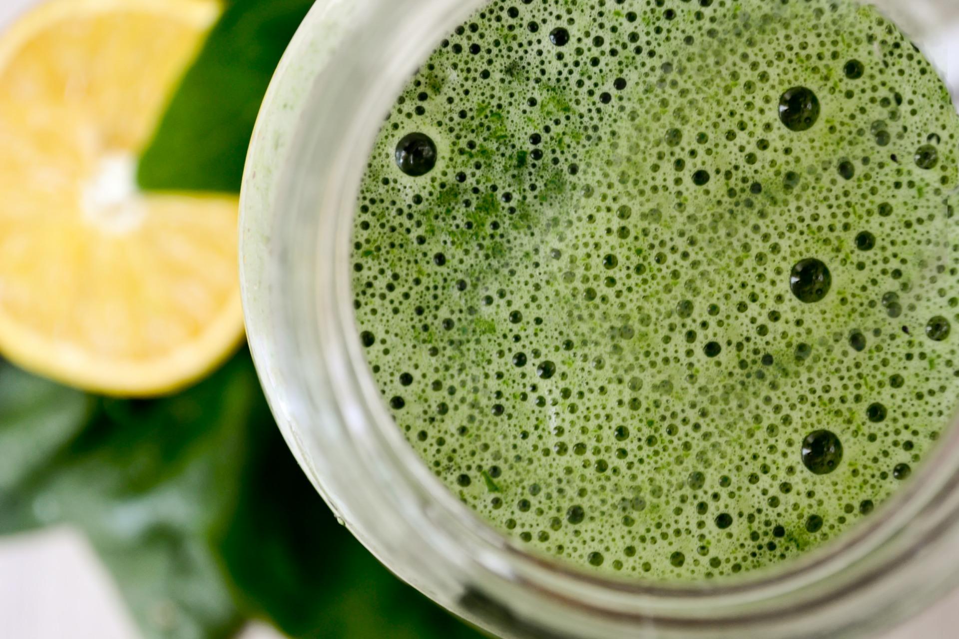 Citrus Green Smoothie