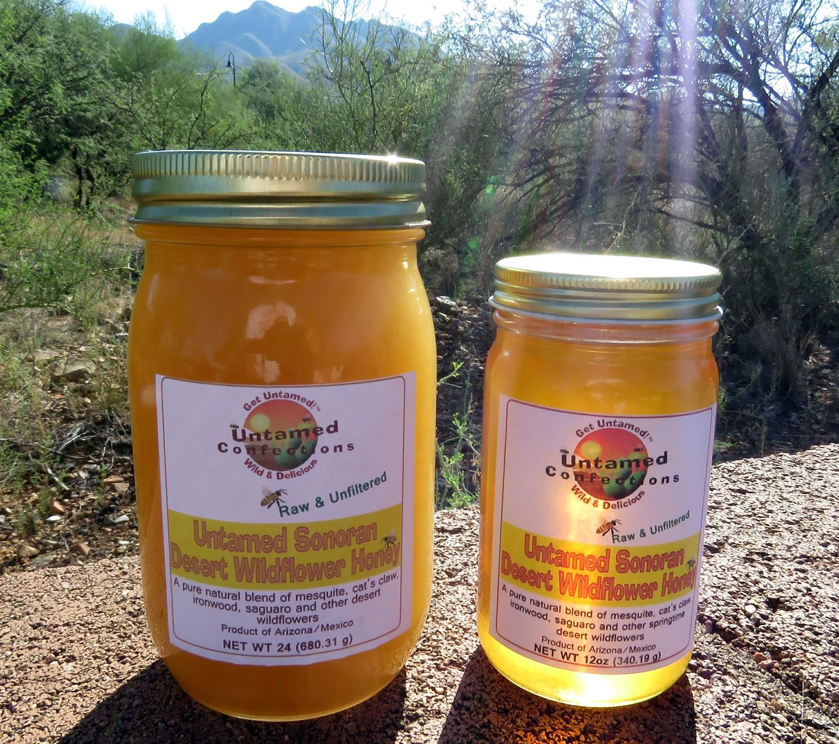 Sonoran Desert Wildflower Honey
