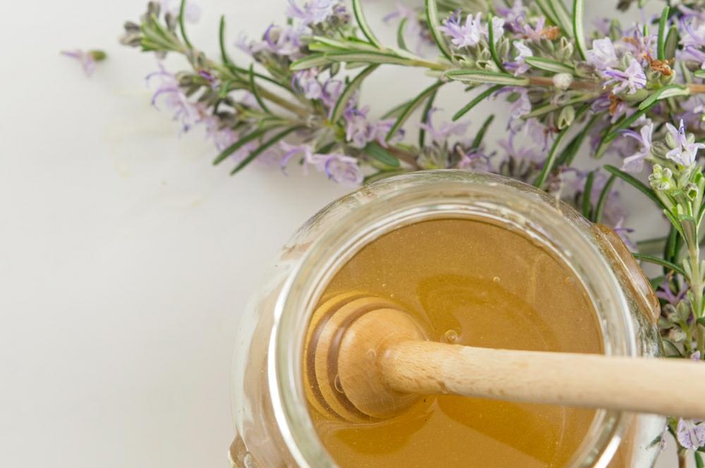 Rosemary and honey