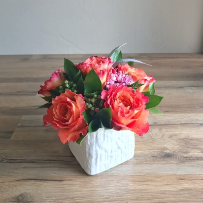 Bloom arrangement from Season Collection at King Florist