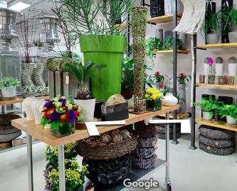 Tour the store  Via Google Maps