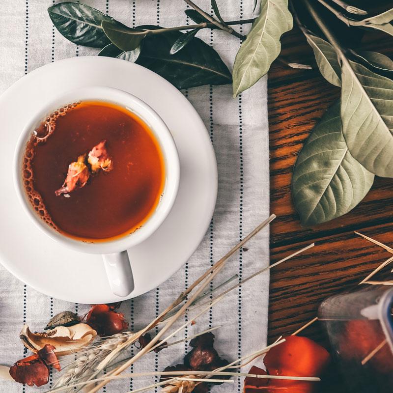 virtual tea -