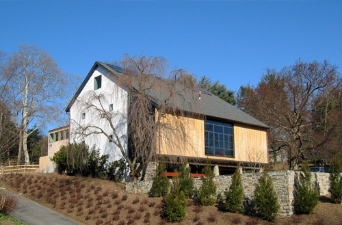 Bank Barn Residence