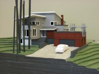 Design model.