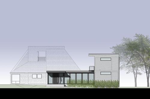 Vigano Residence Addition