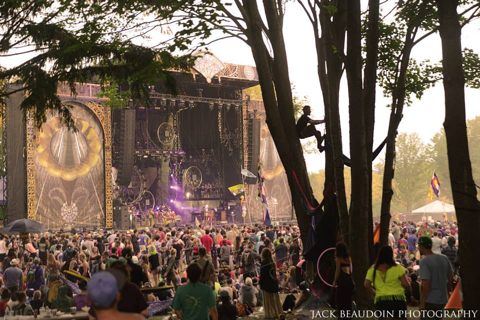 Electric Forest By:  Jack Beaudoin Photography