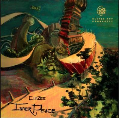 CloZee's latest EP album   Artwork by Lulu Taouri