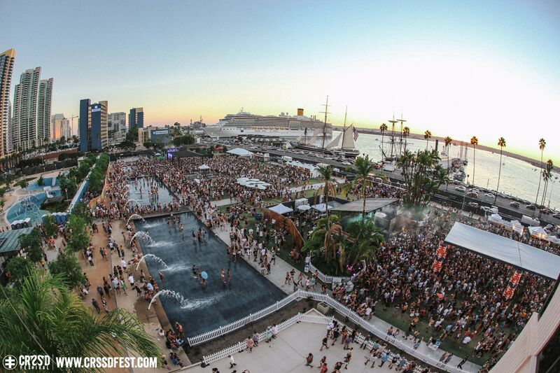 CRSSD - Waterfront ParkSan Diego, CASeptember 29 + 30, 2018