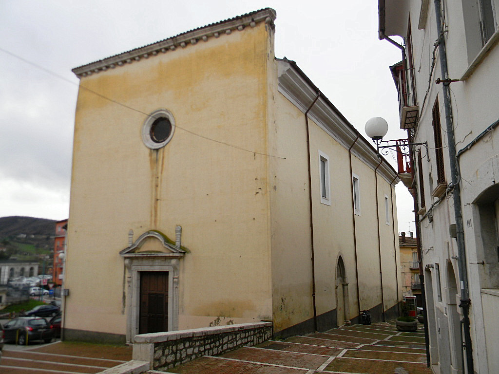 Church of Sant'Antonio Abate, Campobasso, 2014