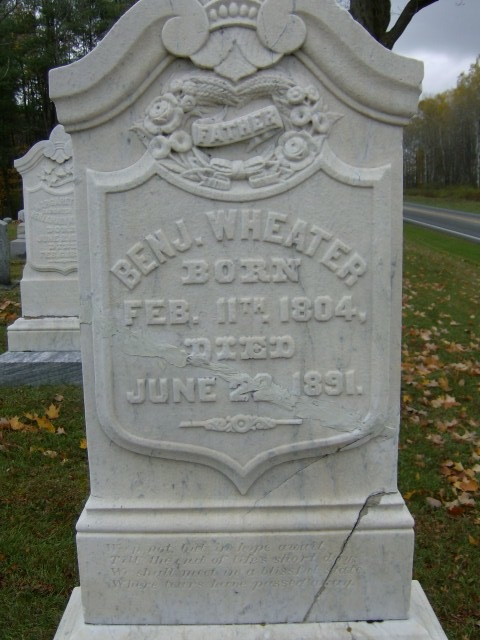 Pine Hill Cemetery, Eel Weir Rd., Oswegatchie, Saint Lawrence, New York, 2011