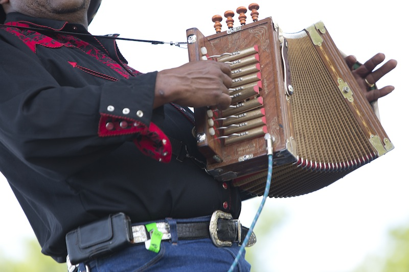 Jeffery Broussard & The Creole Cowboys