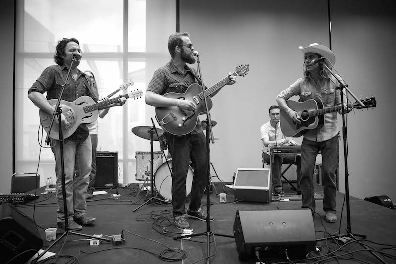 Louisiana Blues Revisited with Ryan Harris, Denton Hatcher and Clay Parker (Brian Pavlich)