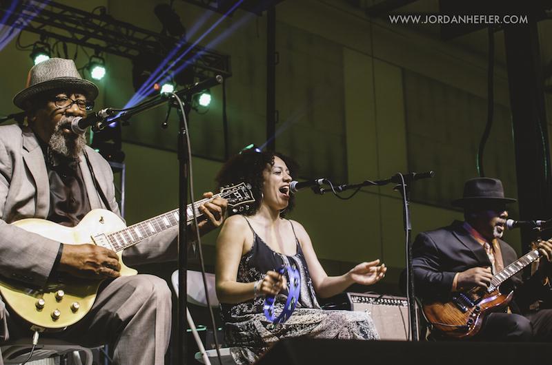 Heritage Blues Orchestra (Jordan Hefler)