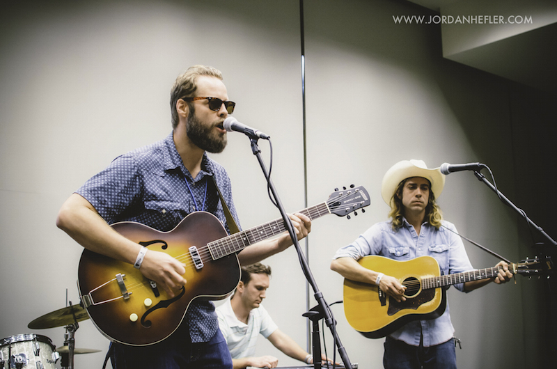 Louisiana Blues Revisited with Ryan Harris, Denton Hatcher and Clay Parker (Jordan Hefler)